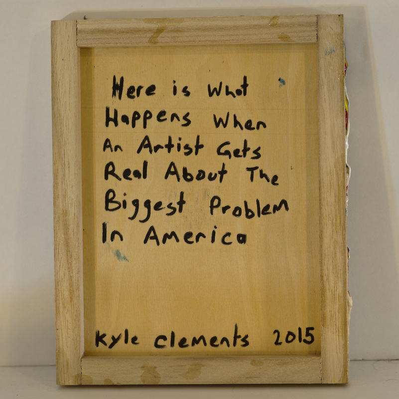 Here Is What Happens When An Artist Gets Real About The Biggest Problem In America.