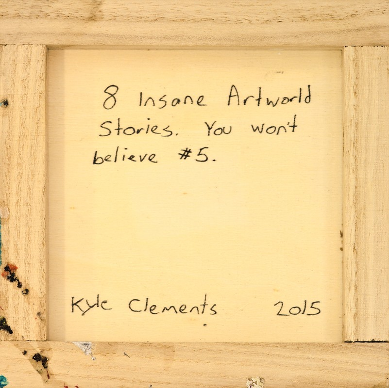 8 Insane Artworld Stories. You Won't Believe #5.